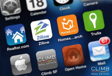 Zillow, Realtor.com, Real estate, Technology